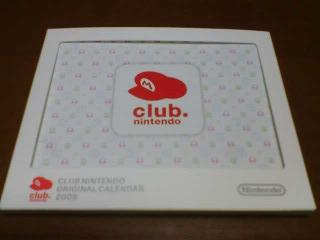 クラブニンテンドーの2009年のカレンダー.jpg